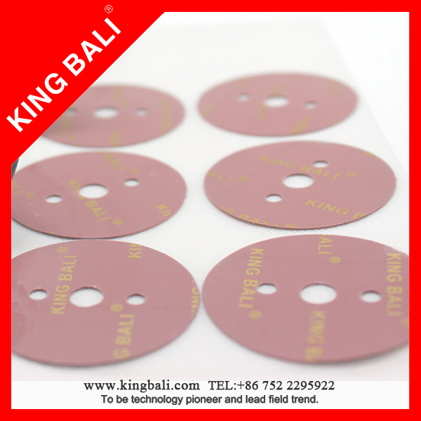 King Bali UL Certificated 1.0W/M.K~30W/M.K Silicone Thermal Insulation Material