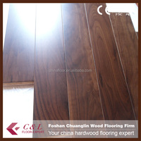 Manufacture Solid Hardwood American walnut wooden floor