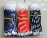 Wholesale office& school stationery loose packing gel ink pen refill 0.5mm in bulk