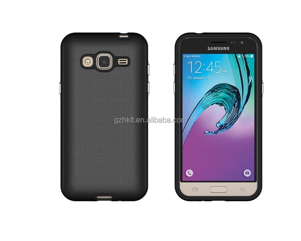 cell phone covers for girls low price china supplier phone case TPU+PC for Galaxy J3