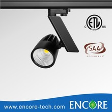 15W 25W 30W commercial color changing LED track light