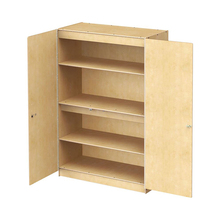 2017 Latest Design Living Room Furniture Solid Wooden Clothes Storage Cabinet