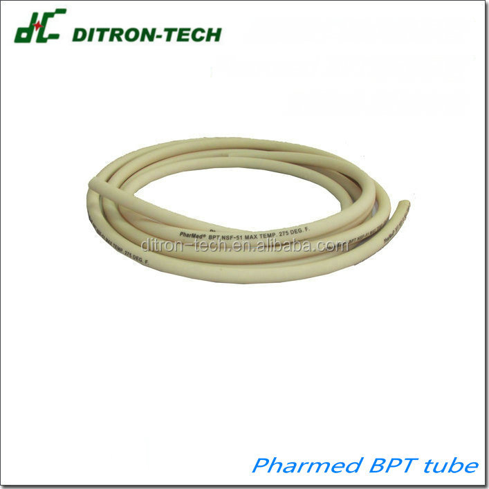 Biological class long life PharMed BPT peristaltic pump tube