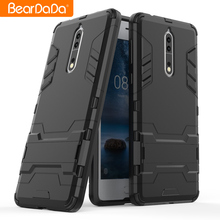 Unique Design tpu pc mobile phone accessories case for nokia 8 cover