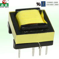 High Frequency large capacity small size transformer