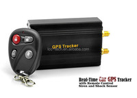 Spy Car Vehicle Realtime GPS/GSM/GPRS/SMS Tracker Tracking System Device tk103B+Remote Control