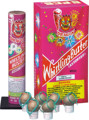 1.75 inch china crackling artillery shells fireworks with Whistling