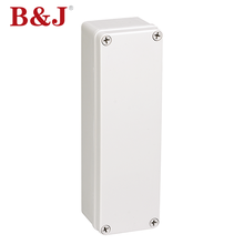 B&J Hot Sale Rectangle Type Underground Waterproof Electrical Junction Boxes