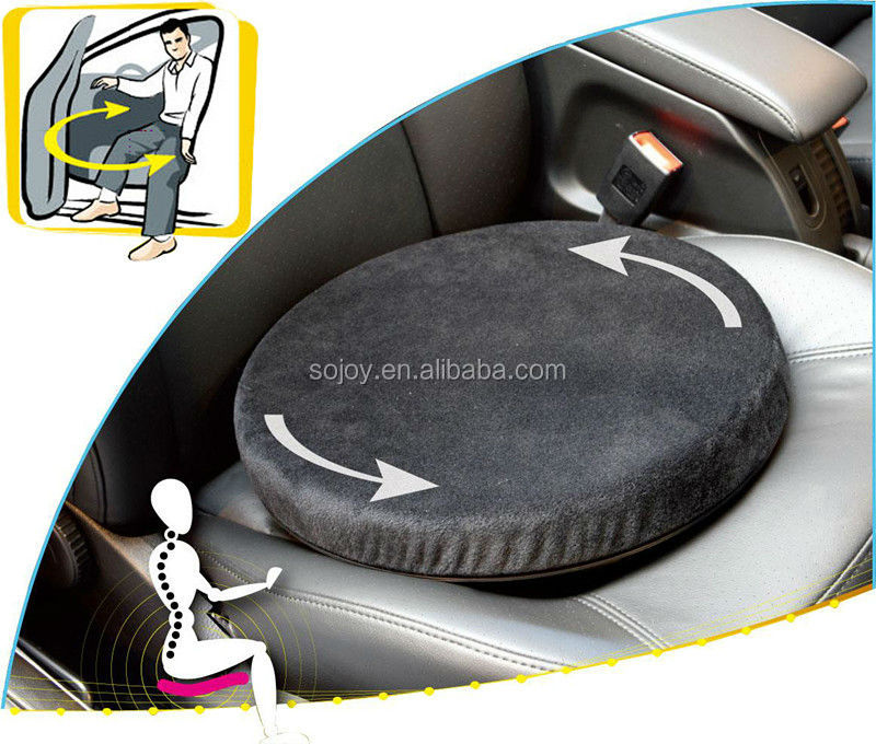 360 Degree Swivel Car Seat Cushion - Buy Swivel Seat Cushion,Swivel ...
