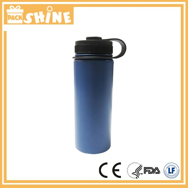 Various Sizes Stainless Steel Wide Mouth Hydro Flask Bottle for Water