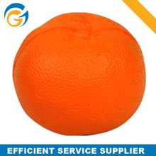 Supplier Orange Shaped Paintball Antistress Balls Pit