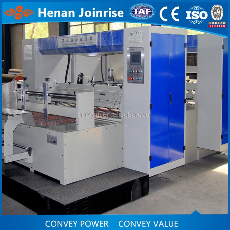 China manufacturer small corrugated box making line machine price
