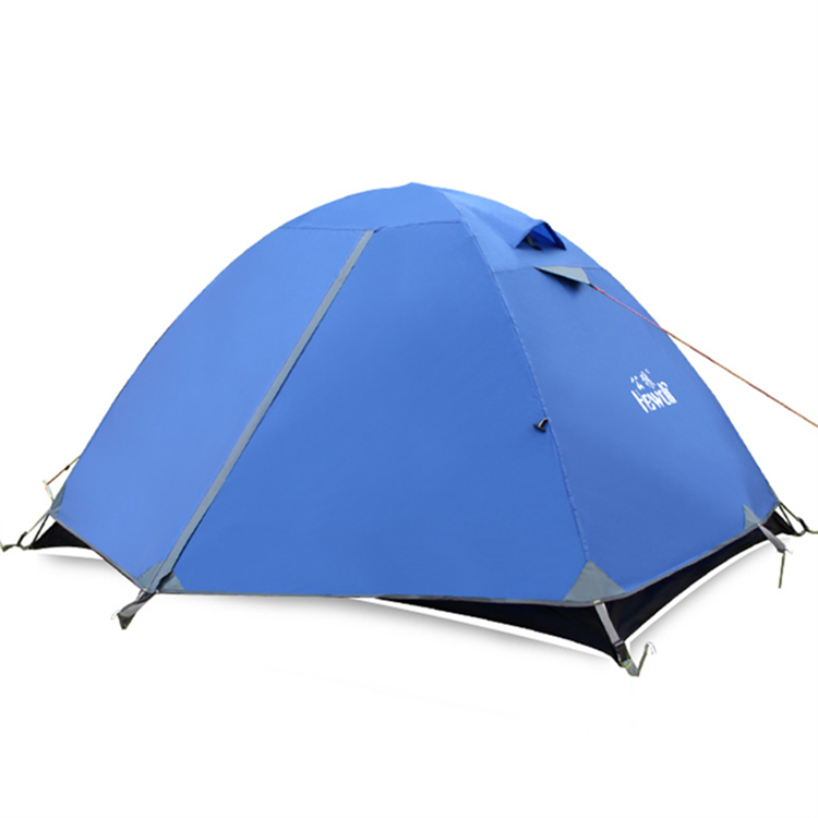 Hot Sell Outdoor Top Quality Foldable Canopy Tent Double Layer Ultra Light Rain Proof Tree Tent