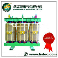 SG(B)10 H Class insulation three phase dry type transformer