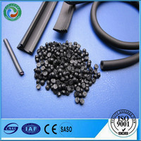 Plastic raw material recycled PVC compound