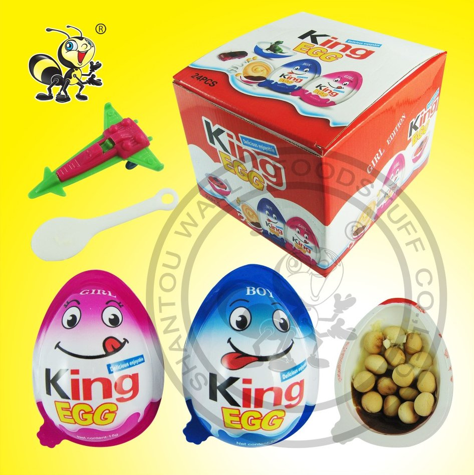 EGG CHOCOLATE MIXED BISCUIT TOY CANDY SIMILIAR K INDER SURPRISE
