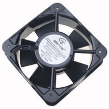 Gdstime 150mm 6 inch 15CM High Speed Big Airflow Ac Industrial Exhaust Cooling Fan