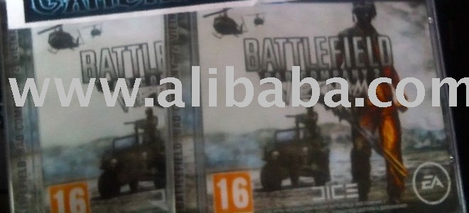 Battlefield : Bad Company 2 Vietnam Sealed / scanned cdkey