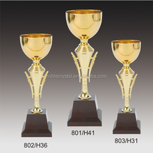 High Quality Champions League Metal Cup Sports Trophy Souvenirs