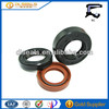 metal inside rubber/viton shaft seals