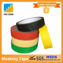 Competitive Price Masking Adhesive Decorative Paper Tape For Car Repair Painting