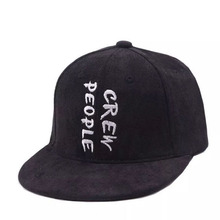 Wholesale 6 panel flat square brim cap snapback customize plain blank snapback hats