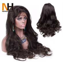 Aliexpress Hair virgin brazilian wig, full lace wig brazilian human hair , wholesale virgin brazilian hair wig