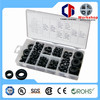 Hardware Assorted TC 180pc High Quality Oval Rubber Grommets