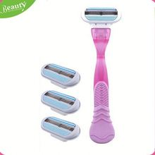 Shaving blades ,yn3u replacement 3 blade system women shaving blades