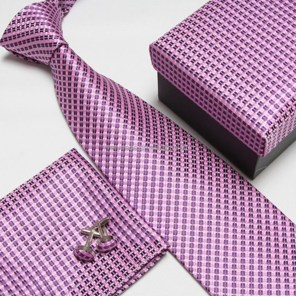Silk Tie Set