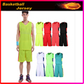 Comfortablet Best Latest Sports Basketball Jersey Shirts Suit Logo Design 2016
