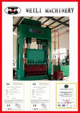 WEILI MACHINERY Top Quality Four Column hydraulic track pin press