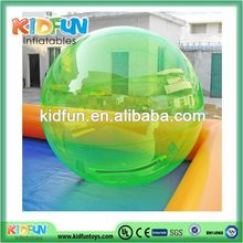 Top quality best selling full color aqua water ball/huge water ball/football water balloon