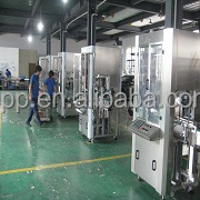 Beverage Automatic Labeling Applicator for Double Head
