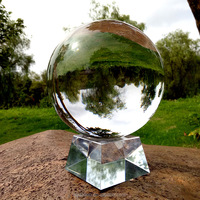 2017 China Manufacturer K9 Floating Crystal Ball