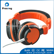 noise canceling stereo headset for walkie talkie,for ps3