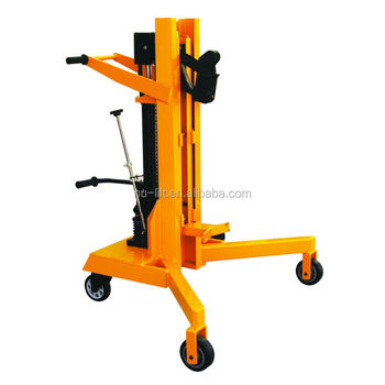 Hydraulic Drum Handling Equipment - Drum Transporters