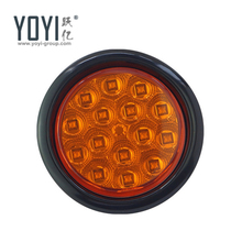 YTR4051S 4 Inch Round Truck Led Tail Light