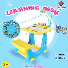 High quality early learning toys, kids learning table