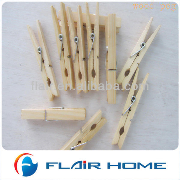 Widly use household clothes wooden pegs
