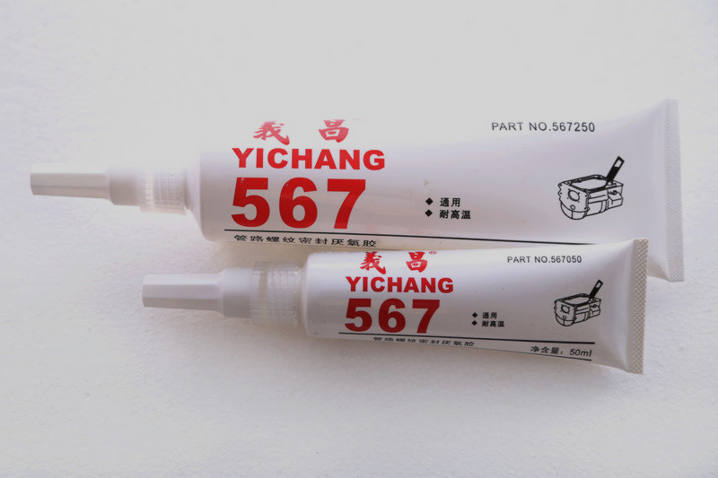 Liquid screw thread sealant
