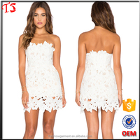 2016 new products lace short bridesmaid dress patterns wedding party dress