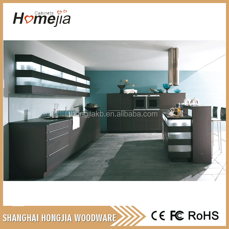 Chinese wholesale companies laminated kitchen cabinet / laminated plywood kitchen cabinet furniture / laminate paper for kitchen