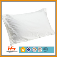 Microfiber Bed Bug Waterproof Pillow Protector with Zipper