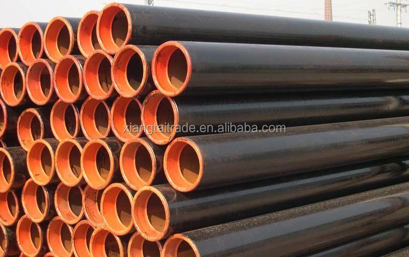 high-precision bright used in the automotive industry seamless steel pipe