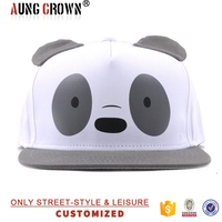 custom made wholesale snaoback hat for children