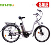 Hot sale city bicycle with 250W hub motors e bike with EN15194