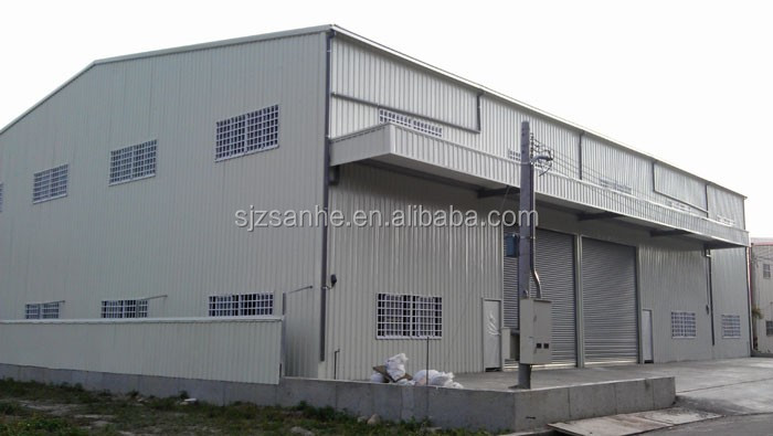 china light structural steel building fabrication frame workshop/plant/warehouse