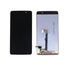 Latest Mobile Phone Parts Digitizer Display for Alcatel Idol 4 LCD Screen for Alcatel 6055