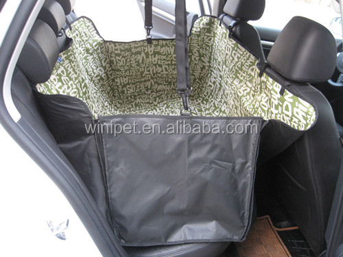 Pet Car Seats New Style Zipper Easy-Fit car seats for pets